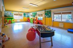 Salone della scuola dell'infanzia Madre Maria Petković
