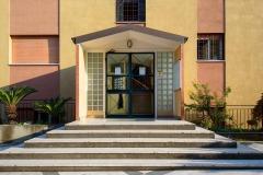 Entrata della scuola Madre Maria Petković