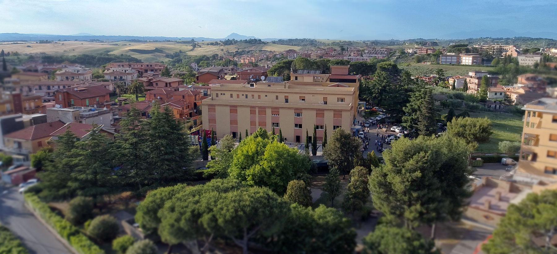 Scuola Petkovic, Fonte Nuova (aerea)